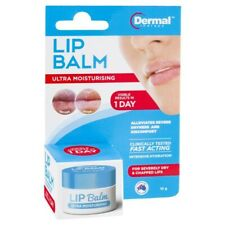 Dermal Therapy Lip Balm Tub 10g Ultra Moisturising Intensive Hydration
