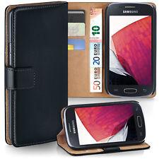 360 Grados Funda Protectora Para Samsung Galaxy Ace 4 Estuche Plegable Libro