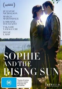 Sophie And The Rising Sun - New & Sealed Region 4 DVD - FREE POST