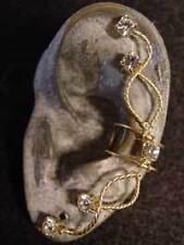 Single Swarovski  Crystal Ear cuff #1107