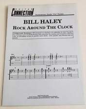 Partition sheet music BILL HALEY : Rock Around The Clock * 90's Guitare