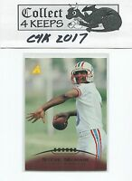 1995 Pinnacle #210 Steve McNair RC (Rookie Houston Oilers)