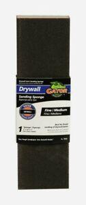 "Gator 10"" Drywall SANDING SPONGE 120/80 Grit Spackling Scuffed Paint 7312-10 NEW"