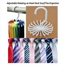 Space Room Save Hanger Holder Storage Home 20 Hook Belt Plastic Scarf Closet j