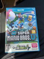 New Super Mario Bros. U + New Super Luigi U (Nintendo Wii U)