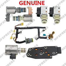 GENUINE 4L60E Transmission Master Solenoids EPC Shift TCC 3-2 PWM 93-02 For GM