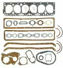 """Chevy 261 Full Engine Gasket Set Cylinder Head+Manifold+Oil Pan 1955-1963 """"6"""""""