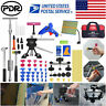 84× PDR Tools Kit Dent lifter Puller Line Board Auto Paintless Hail Removal Set