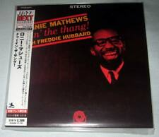 Ronnie Mathews with Freddie Hubbard - Doin' the Thang / JAPAN MINI LP CD NEW