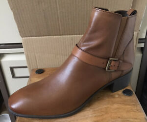 Ladies LOTUS Leather Chelsea/Ankle Boots - Size 8 E - NEW