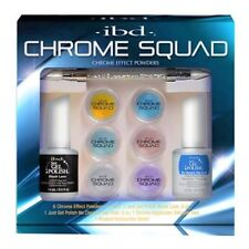[CHRISTMAS SALES - GIFT SET] IBD Chrome Squad Kit of Chrome Effect Powders