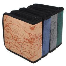 40 CD DVD Disc Album Storage Carry Case Cover Wallet Sleeve Holder Bag Hard Box