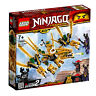 70666 LEGO Ninjago The Golden Dragon 171 Pieces Age 7+ New Release for 2019!