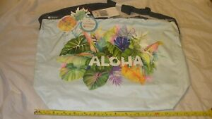 MIP Lesportsac Lauren Roth Nanea Easy Carry Tote Hawaii Boutique Exclsve Uluwehi