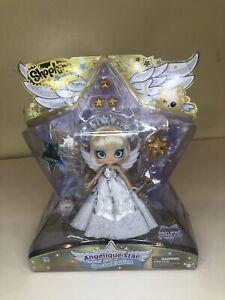 SHOPKINS SHOPPIES SPECIAL EDITION ANGELIQUE STAR PLUS 4 EXCLUSIVE SHOPKINS NEW