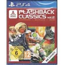 Atari Flashback Classics Volume 2 - PS4 neuf sous blister VF
