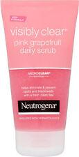 Neutrogena Visibly Clear Pink Grapefruit Acne Wash Foaming Scrub (150ml)