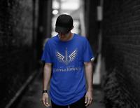 St. Louis BattleHawks Royal Blue T-shirt XFL Football