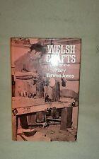 Welsh Crafts by Mary Eirwen Jones Batsford 1978