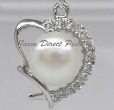 Echter Perlen-Halsketten aus