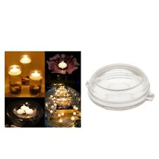 High Temperature Resistance Round Disc Mold Candle Making Soap Crafts Moulds