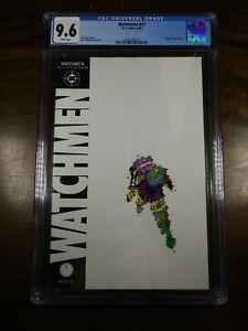Watchmen #11 (Aug 1987, DC) CGC 9.6 NM+ WP Nite Owl Rorschach Ozymandias app