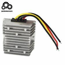 Waterproof DC/DC Car Voltage Converter Step Up Regulator 12V to 24V 15A 360W USA