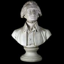 "Thomas Jefferson American US President bust sculpture 20"""