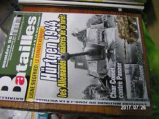 10µ? Revue Batailles du XXe Siecles n°55 Ligne Siegfried Hurtgen 1944 ROUEN