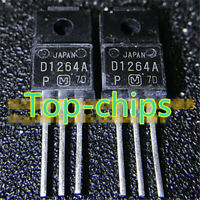 2pcs 2SD1264A Power Transistor D1264A