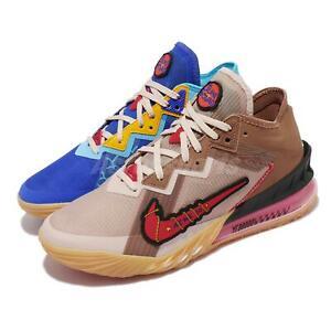 Nike Lebron XVIII Low EP 18 Wile E. x Roadrunner 18 Space Jam Shoes CV7564-401
