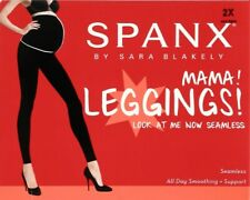 Spanx 159314 Women's Plus Size Mama Look at Me Now Seamless Leggings Size 2X