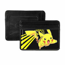 WICKED NINTENDO'S POKEMON PIKACHU ATTACK WEEKEND WALLET/ CARD HOLDER *BRAND NEW*