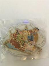 DLRP- ONCE UPON A DREAM PARADE SERIES (HOOK, PETER PAN ) LE 900 DISNEY PIN 69110