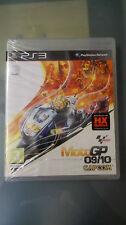 MOTO GP 09 10 VERSIONE UFFICIALE ITALIANA  PS3 SIGILLATO