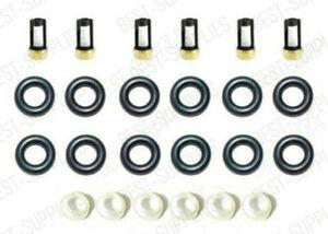 Fuel Injector Repair Kit for Jaguar S-Type (08-00) Lincoln LS (03-00)