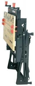 BLACK+DECKER Workmate Deluxe Heavy Duty Folding Workbench WM825-XJ