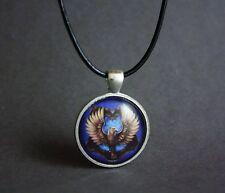 Harry Potter Ravenclaw Crest Necklace Hogwarts House Pendant Pottermore