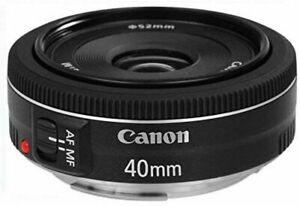 [MINT] Canon EF 40mm F/2.8 STM AF Prime Lens Aspheric From Japan