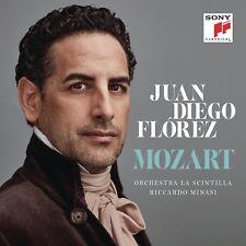 Mozart-Flórez, Juan Diego/Orch. la scintilla/Minasi, R. CD NUOVO