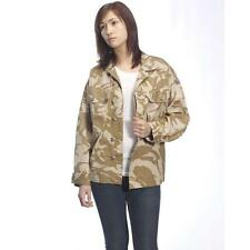 NEW British DPM Ladies Military Field Army Combat jacket Camo F2 Vintage Shirt