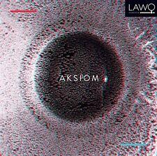 Aksiom Kai Grinde Myrann - Aksiom [CD]