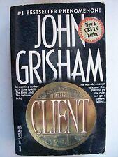 John Grisham THE CLIENT PB1994 **GC**