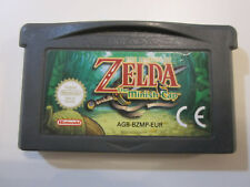 Legend of Zelda the Minish Cap-Nintendo Gameboy Advance SP/DS