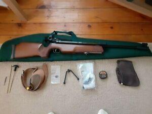 El Gamo 126 Match Air Rifle, .177, Good Condition.