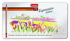 Royal TALENS Bruynzeel Expression 72 Crayons de couleur Étain