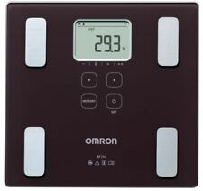 Omron BF214 Digital Weighing Scales With Body Fat Monitor And BMI Setting