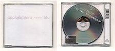 Cd PAOLA & CHIARA Blu - NUOVO cds singolo single 4 tracks 2004