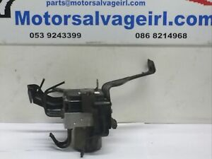 AUDI A4 B7 2.0 TDI ABS PUMP CONTROL UNIT 8E0910517 H014 8E0614517 BF06