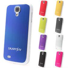 Für Samsung Galaxy S4 i9500 i9505 Aluminium Alu Akku Deckel Back Cover Case